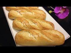 BANH MI - VIETNAMESE BAGUETTE RECIPE (Cách Làm Bánh Mì) - YouTube