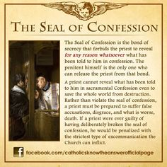 Confessional Seal