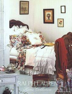 Ralph Lauren 1980s home Collection | Ralph Lauren Home Collection
