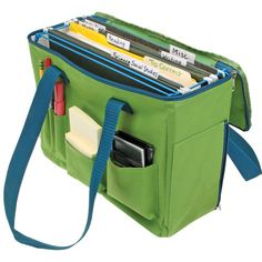 Files-And-All Teacher Caddy at Really Good Stuff Future Classroom, School Classroom, School Teacher, Classroom Tools, Teacher Bags, Teacher Supplies, Business Supplies, Teacher Stuff, Teacher Gifts