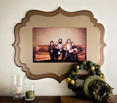 Organic Bloom Frames- Twin Double Mary Ann via Esther Grey Photography in DC