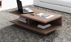 KIBUC, muebles y complementos - Mesa de centro Trazos
