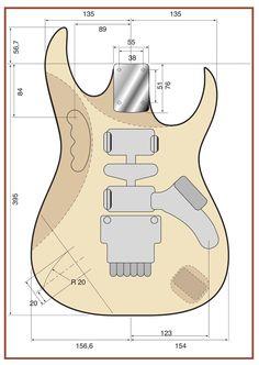 Guitar Diy, Guitar Shop, Cool Guitar, Guitar Chord Chart, Guitar Chords, Build Your Own Guitar, Cigar Box Guitar, Gibson Guitars, Guitar Building
