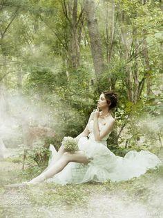 Romantic Wedding Dresses by Dearte | Wedding Inspirasi