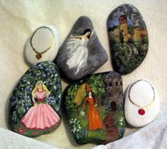 Story stones. Sharon Jorgensen