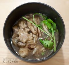 taiwanese ro geng mian - my mom is a great cook and makes a delicious version of this.