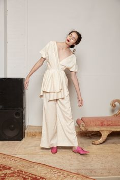 See the complete Rosie Assoulin Fall 2017 Ready-to-Wear collection.