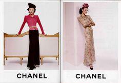 Chanel Haute Couture Printemps /ete 1996