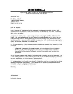 Resume Example, Resume Cover Letter Example Email ~ Resume Cover ...