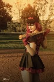 Image result for Bombshell Batwoman ant lucia