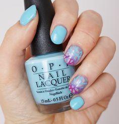 OPI - I Believe in Manicures + Nail Vinyls von Born Pretty