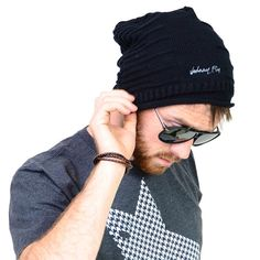 "Signature Knit Cap "" Beanie """