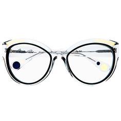 03aa42be3ab Christian Roth designer of luxury eyewear Designer Eyeglasses