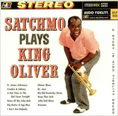 Louis Armstrong - Satchmo Plays King Oliver on Hybrid SACD TBA