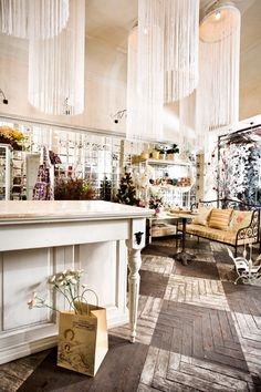 Odessa. Flower boutique by Belenko studio
