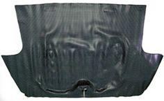 CAMARO PARTS TRUNK MAT, 67-69 CAMARO MOLDED SUPER MUSCLE PARTS 916-638-3906