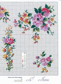 This Pin was discovered by hme Cross Stitch Pillow, Cross Stitch Needles, Cross Stitch Alphabet, Cross Stitch Borders, Cross Stitch Flowers, Cross Stitch Charts, Cross Stitch Embroidery, Hand Embroidery, Cross Stitch Patterns