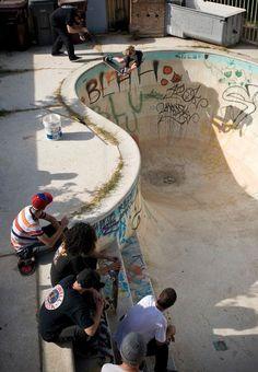 skate girl: