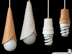 cool ice cream lights