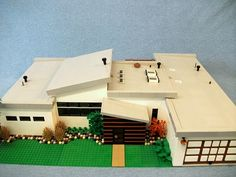 """My parents new house: A LEGO® creation by Boise Bro : <a href=""""http://MOCpages.com"""" rel=""""nofollow"""" target=""""_blank"""">MOCpages.com</a>"""