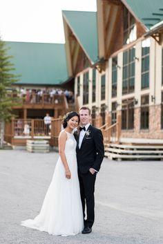 Mount Norquay Wedding Reception In Banff Alberta Canadian Rocky Mountain Venues