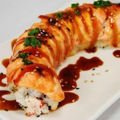 """How do you roll? This extensive list of sushi rolls contains the most popular """"Westernized"""" varietiesof the Japanese delight (i.e. Texas rolls are not from Japan). Naturally, we're bound to have missed a few (there are so, so many!), but here you'll find a boatload of bite-size mors..."""