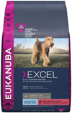 Eukanuba Excel Large Breed Adult Salmon - 25lb >>> Check out the image by visiting the link.