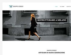 "Check out new work on my @Behance portfolio: ""Gruppo Censeo Web site"" http://be.net/gallery/33349301/Gruppo-Censeo-Web-site"