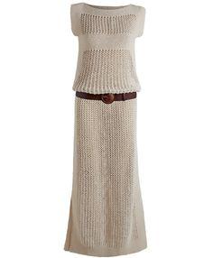 Aprenda a fazer um vestido longo de tricô - Moda, Beleza, Estilo, Customizaçao e Receitas - Manequim - Editora Abril - Foto: Vitor Pickersgill