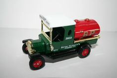 Matchbox Models of Yesteryear Y3 1912 Ford Model T – BP
