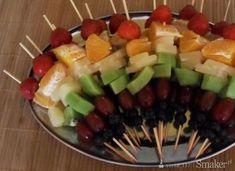 Kiwi, Fruit Salad, Grilling, Food, Pineapple, Fruit Salads, Meal, Crickets, Essen