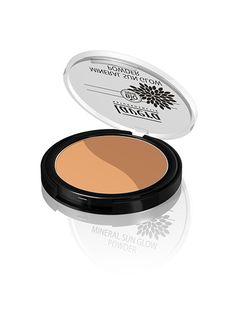 Lavera Mineral Sun Glow Powder - Golden Sahara 01
