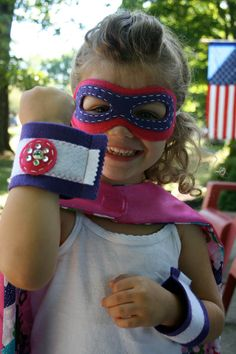 Hey, I found this really awesome Etsy listing at https://www.etsy.com/uk/listing/103992657/girl-superhero-mask-and-cuffs