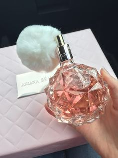 Image uploaded by for your needs. Find images and videos about ariana grande, perfume and ari on We Heart It - the app to get lost in what you love. Ariana Perfume, Ariana Grande Perfume, Beauty Care, Beauty Skin, Hair Beauty, Parfum Victoria's Secret, Sweet Like Candy, Perfume Collection, Smell Good