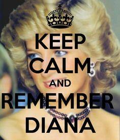 Princess Diana. The best keep calm saying yet.