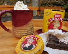 Mexican Hot Chocolate by Abuelita