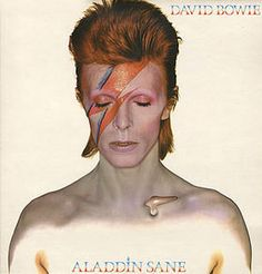 Aladdin Sane by David Bowie : Reviews and Ratings - Rate Your Music
