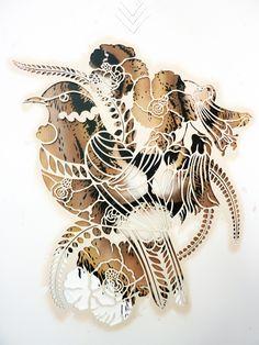 NZ Artist Flox - stencil