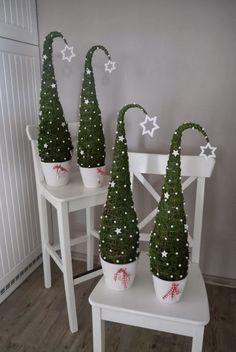 Als alternatief op een kerstboom zijn deze 9 boompjes echt prachtig om in huis neer te zetten! - Zelfmaak ideetjes