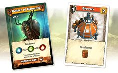 Vikings Gone Wild - Masters of Elements Expansion (+Reprint) by Lucky Duck Games — Kickstarter