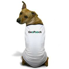 GeoPooch Dog T-Shirt get this for when i get a dog