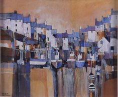 Martin Procter - Harbour, Cornwall 5