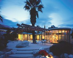 Loewy House By Albert Frey, Palm Springs