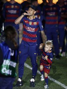 O EMPENHO: Jornal diz que Neymar ganhará mais que Messi: R$ 9...