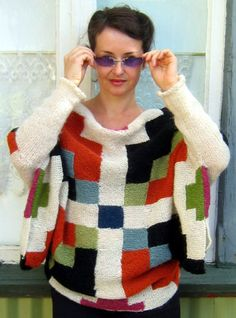 Hélène Magnússon, The Icelandic Knitter shares designs she created as well as those represented on her website.