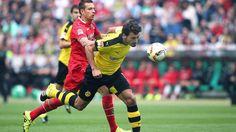 Hannovers Sobiech spielt Dortmunds Hummels aus, bringt 96 mit 1:0 in Führung