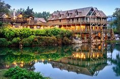 Big Cedar Lodge Lake of the Ozarks