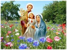 JEZUS en MARIA Groep.: FEEST VAN DE HEILIGE FAMILIE
