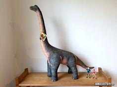 Jurassic Park Dakin Brachiosaurus