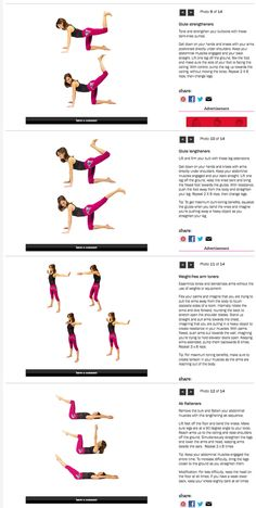 Essentrics Workout from Chatelaine, Pt. 3
